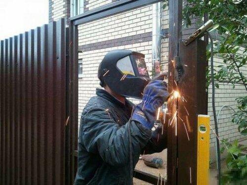 Работа сварщик рад в россии
