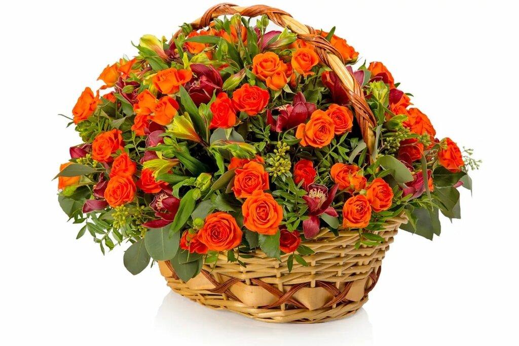 Какие цветы подарить женщине на день рождения