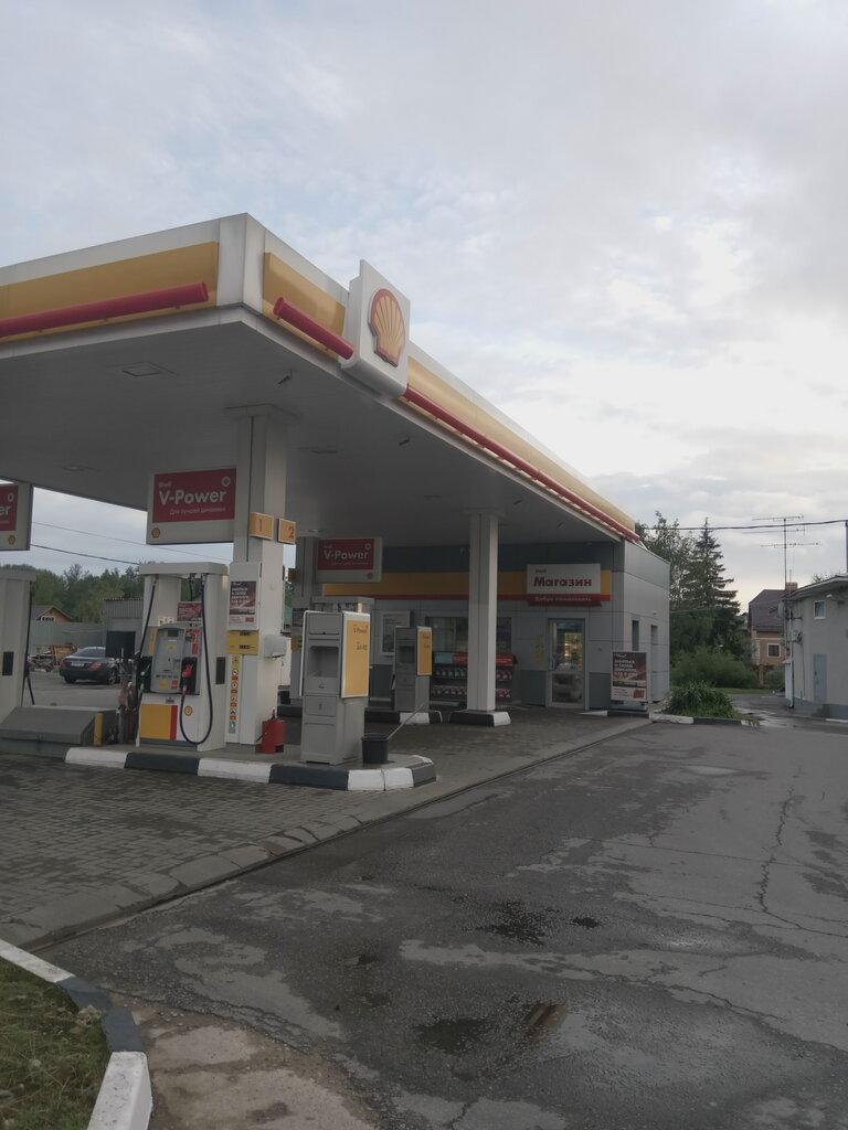 АЗС — Shell — Москва и Московская область, фото №1