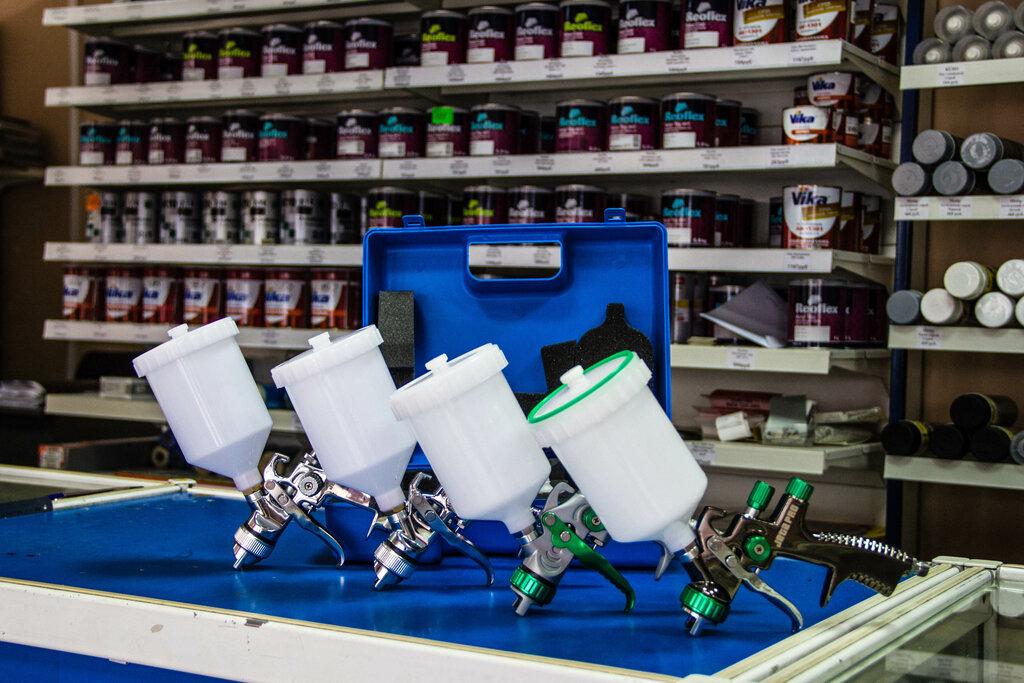 Магазин Автокрасок Рядом Со Мной