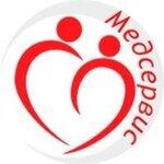 Логотип Медсервис