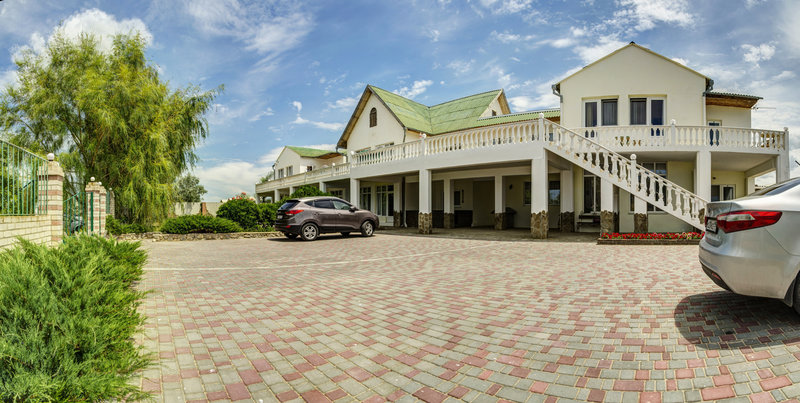 Парк отель Казантип центр