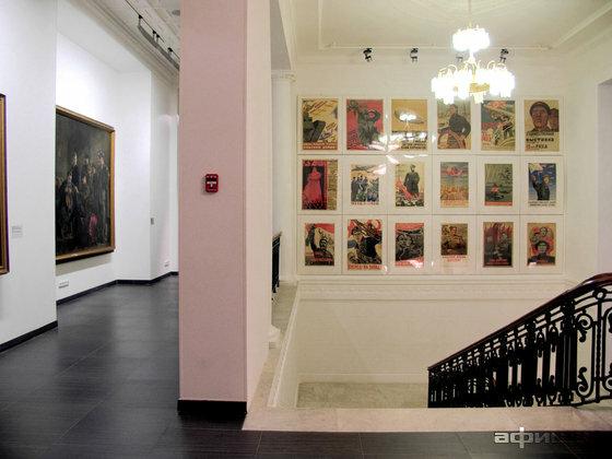 выставочный центр — Фонд культуры Екатерина — Москва, фото №6