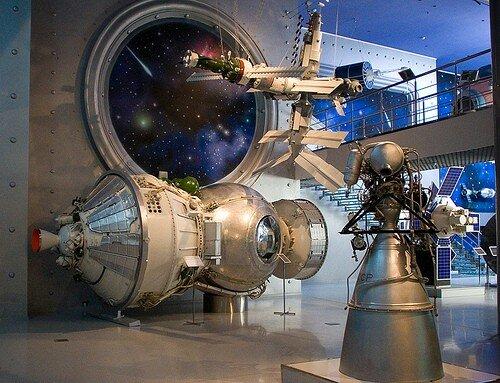 музей — Музей космонавтики — Москва, фото №3