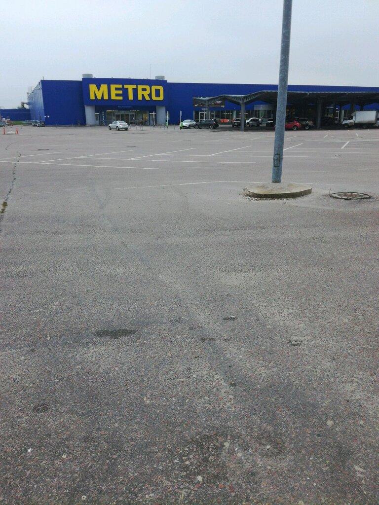 продуктовый гипермаркет — Metro Cash&Carry — Воронеж, фото №1