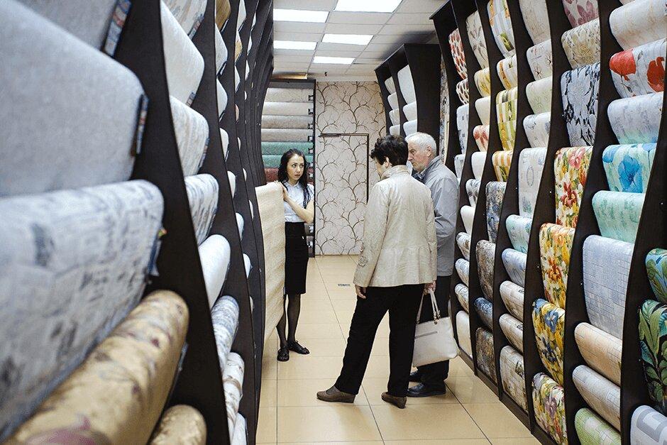 Магазины Обоев В Липецке Цена Фото