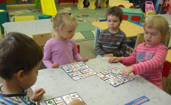 детский сад — Комплекс школа-детский сад Мир образования — Одинцово, фото №2
