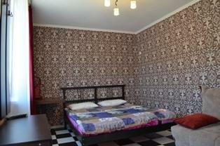 Гостевой дворик Мангуст Лагонаки