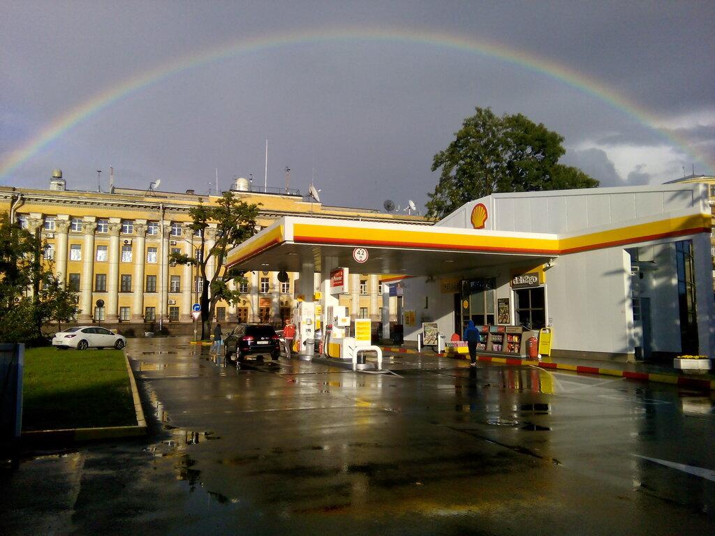 АЗС — Shell — Санкт-Петербург, фото №1