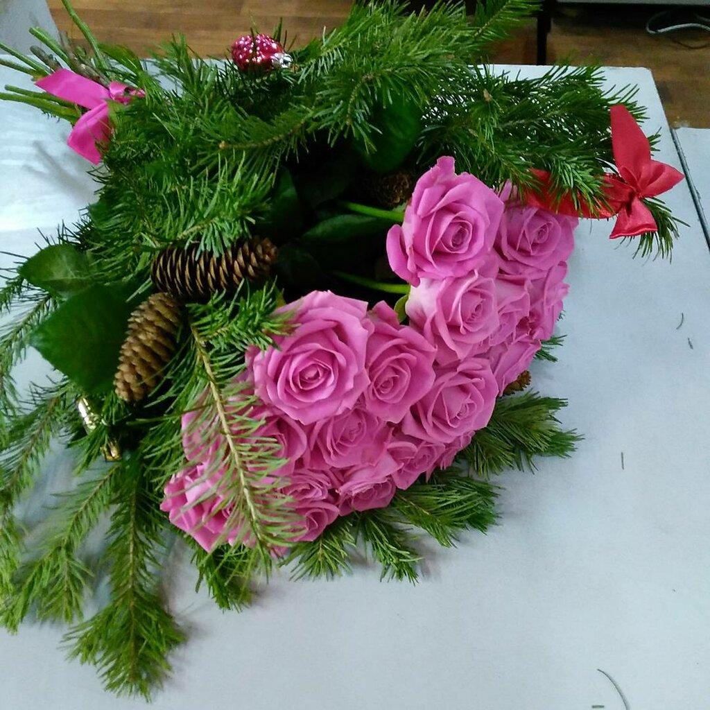 магазин цветов — Красрозы — Красноярск, фото №7
