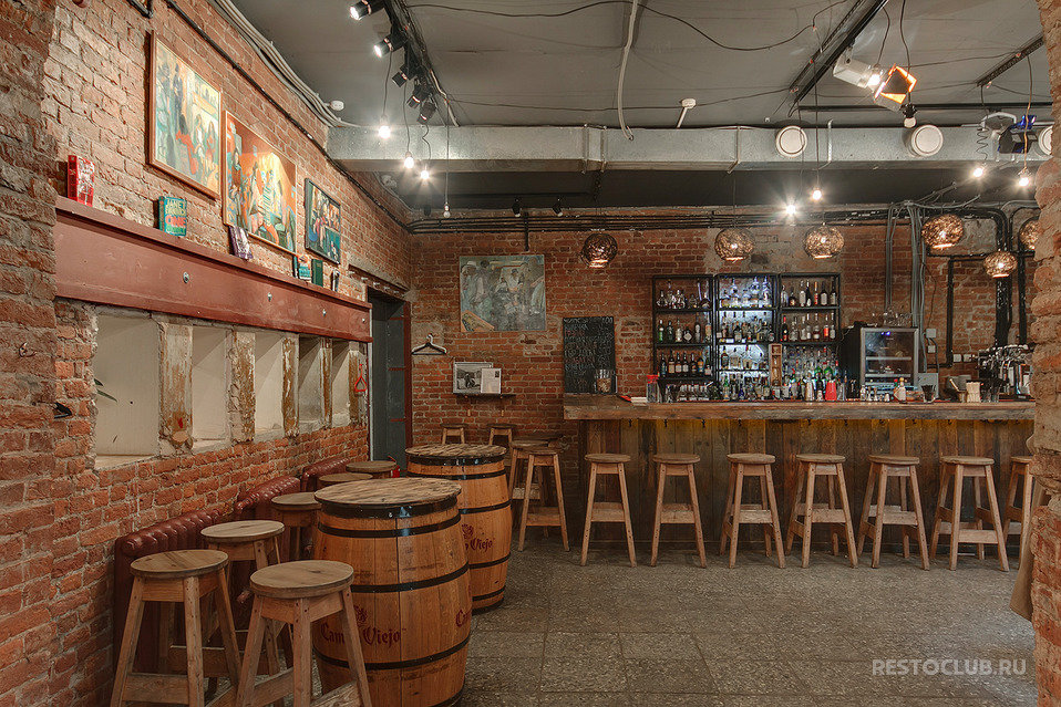pub, bar — Etobar — Saint Petersburg, фото №7