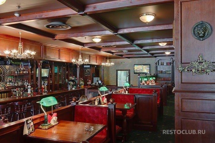 pub, bar — O'Briens — Saint Petersburg, фото №4