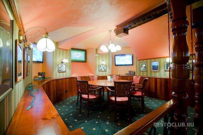 pub, bar — Mollie's Mews — Saint Petersburg, фото №4