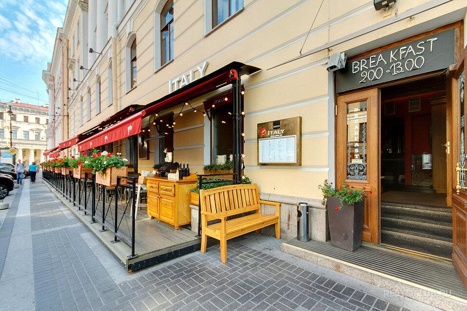 restaurant — Italy restaurant — Saint Petersburg, фото №6