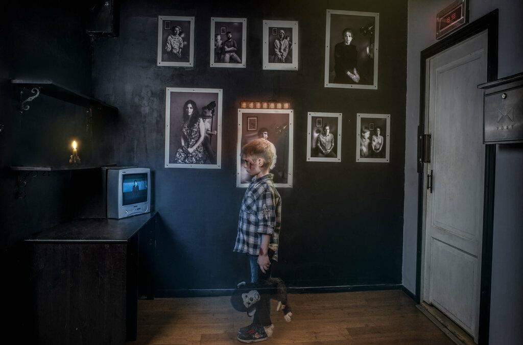 квесты — Фотолаборатория призрака — Санкт-Петербург, фото №3