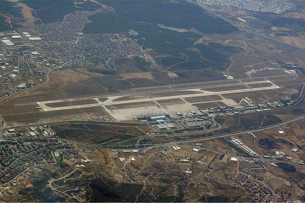 havaalanları — İzmir Adnan Menderes Havalimanı — Gaziemir, foto №%ccount%