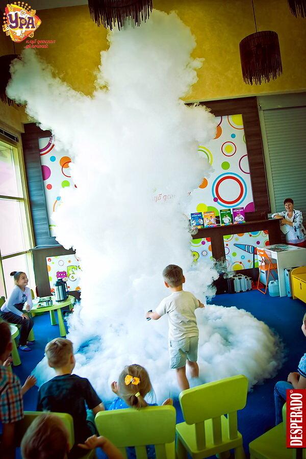 организация и проведение детских праздников — Простая Наука — Новосибирск, фото №9