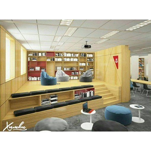 библиотека — Библиотека № 2 — Химки, фото №1