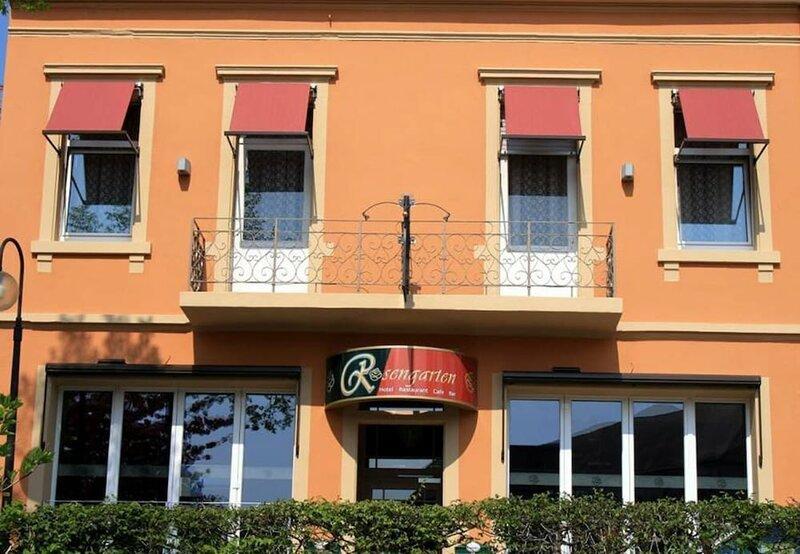 Hotel Rosengarten Kehl