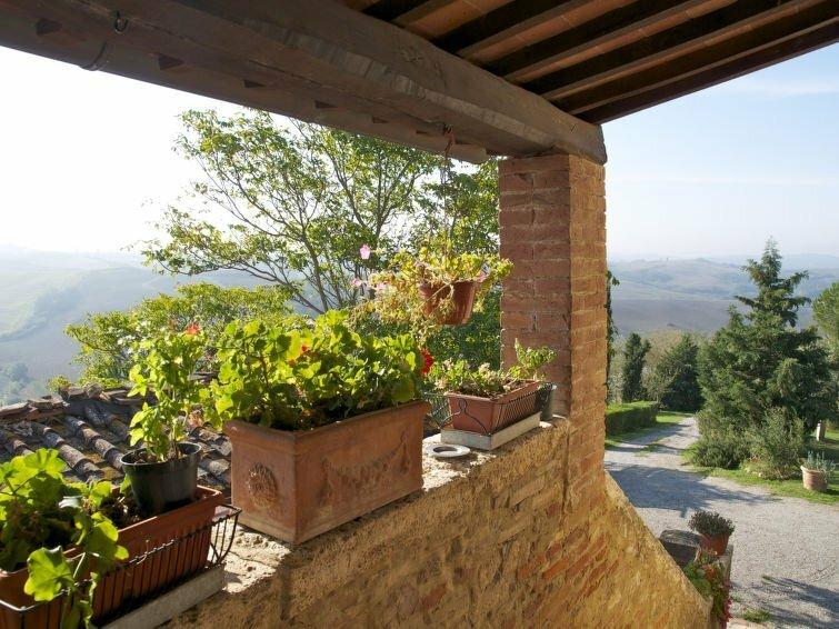 Locazione Turistica Crete Senesi View