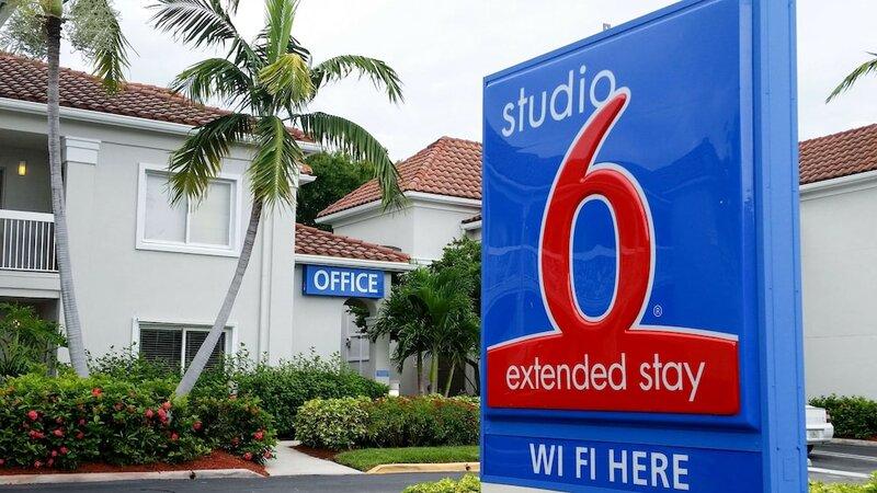 Studio 6 West Palm Beach, Fl