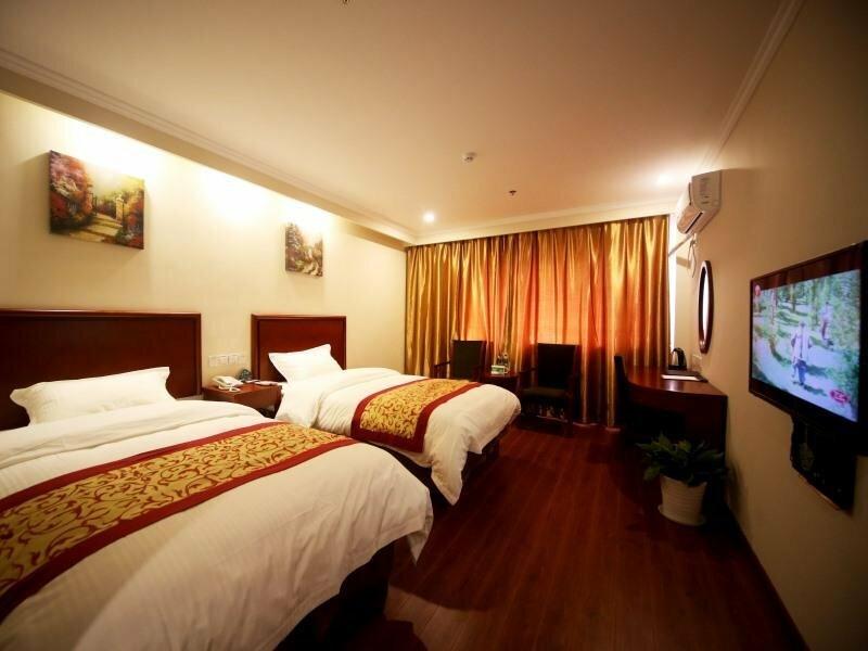 GreenTree Inn Jiangsu Nanjing Lishui Country Qinhuai Avenue Qingnian Road Business Hotel
