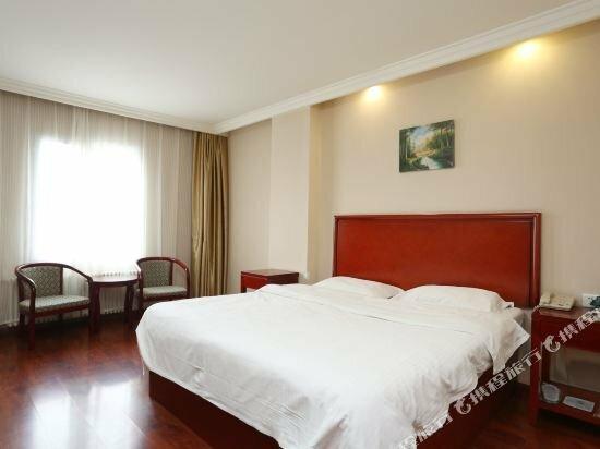GreenTree Inn Tinajin Xiqing District Zhongbei Down Xiqing Road Shell Hotel