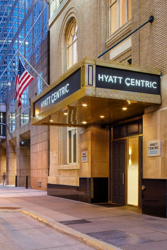Hyatt Centric Downtown Minneapolis