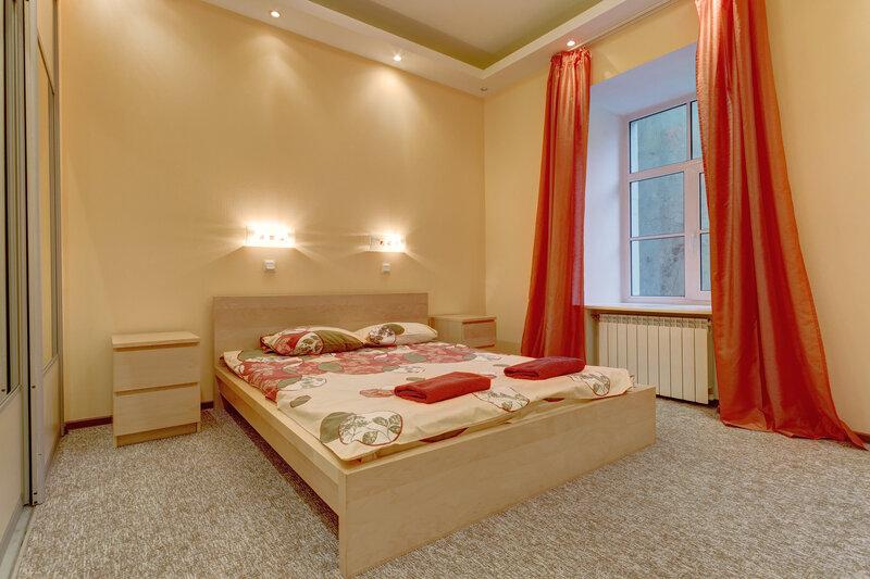 СТН Апартаменты на Рубинштейна