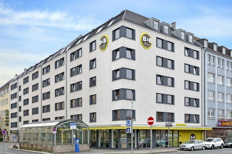 B&b Hotel Nürnberg-City