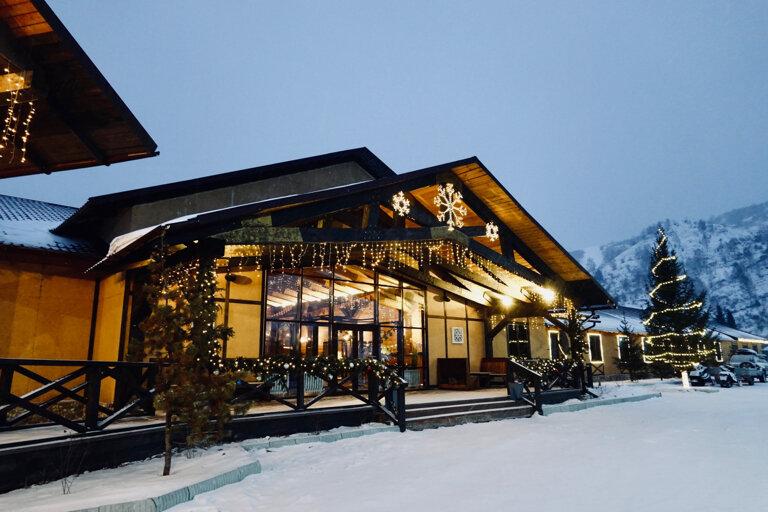Гостиница Ridder Resort Hotel