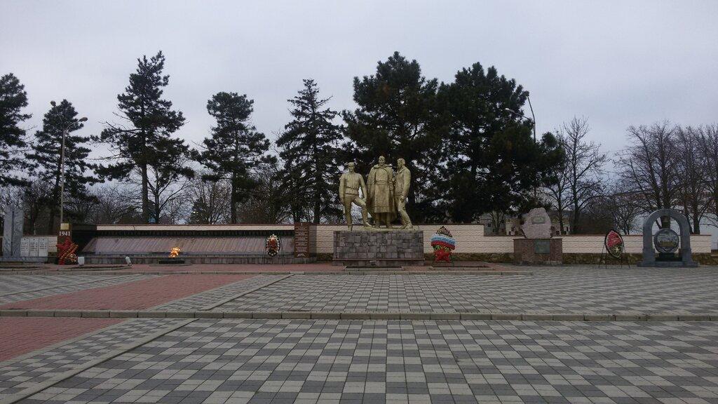 памятники вов в краснодарском крае фото основе методики лежит