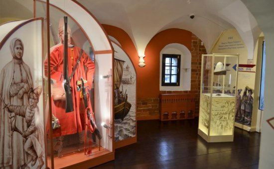 музей — Стрелецкие палаты — Москва, фото №2