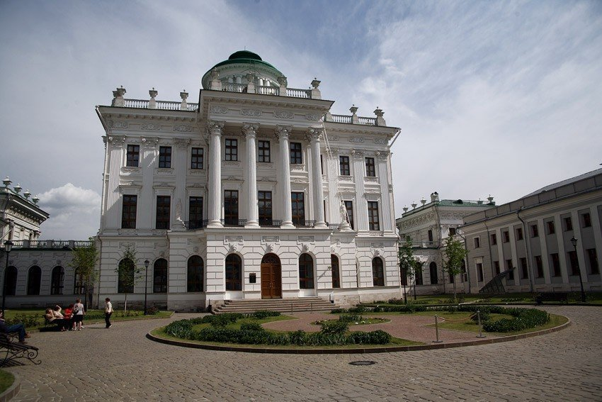 музей — Дом Пашкова — Москва, фото №1