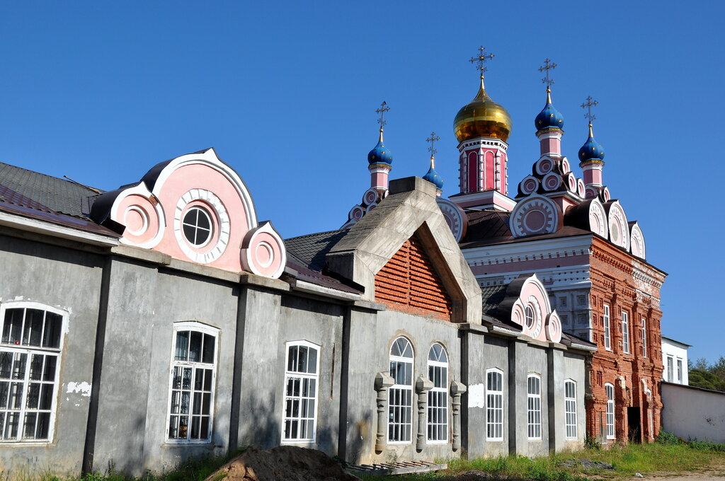 Ремонт храма XIX века в Талдомском округе рассчитывают завершить в 2021 году