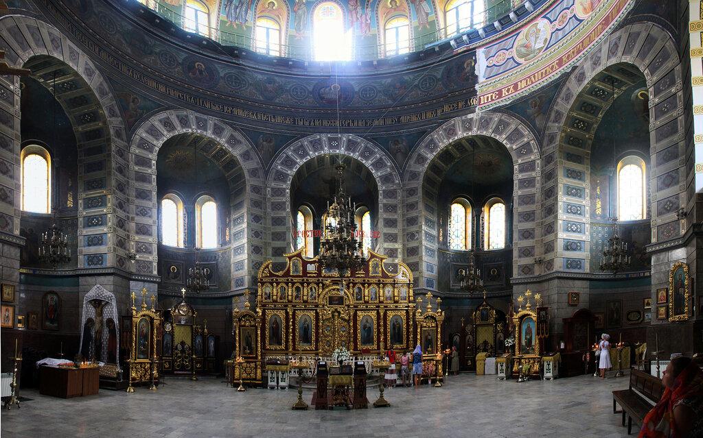 православный храм — Свято-Николаевский собор, г. Евпатория — Евпатория, фото №9