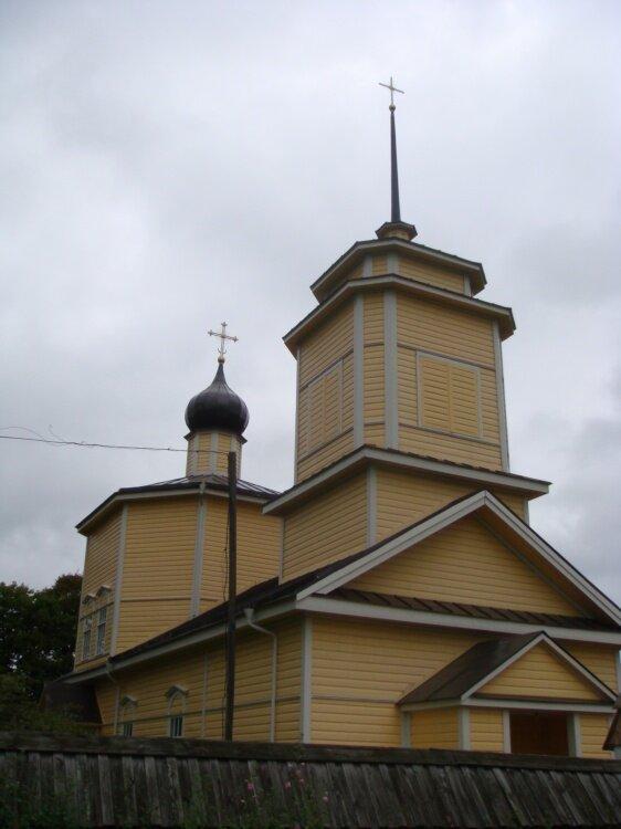 православный храм — Церковь Георгия Победоносца в Ворониче — undefined, фото №6