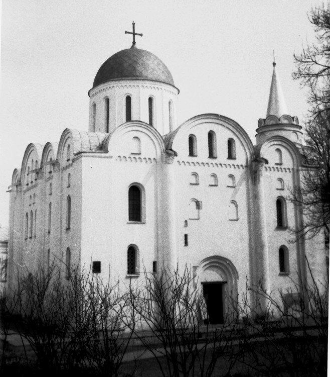 Борисоглебский собор старые фото