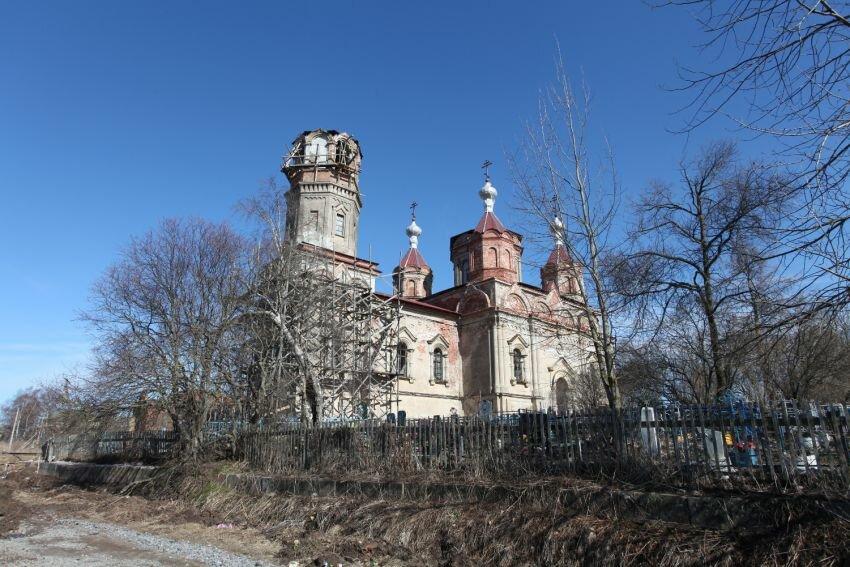 orthodox church — Tserkov Troitsy Zhivonachalnoy V Issade — derevnya Issad, фото №10