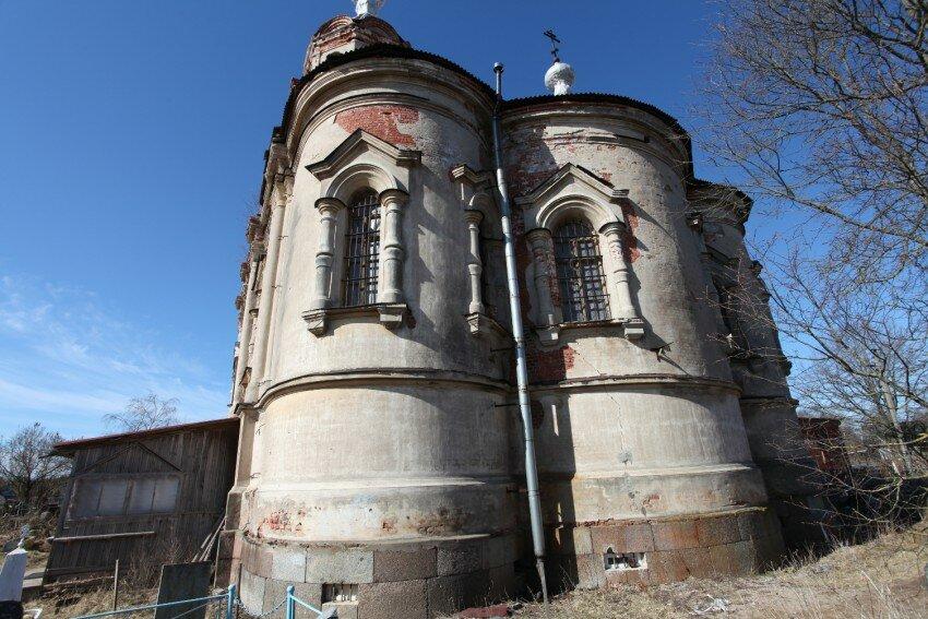 orthodox church — Tserkov Troitsy Zhivonachalnoy V Issade — derevnya Issad, фото №9