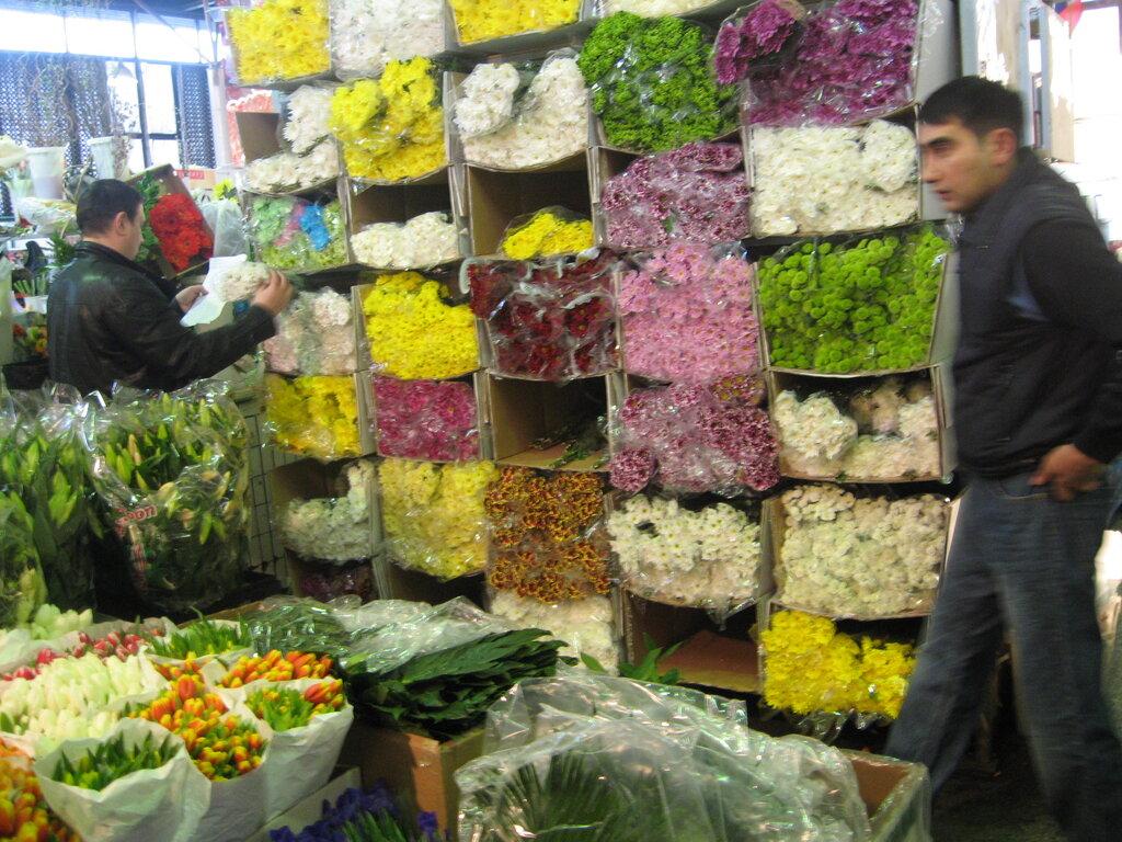рижский рынок время
