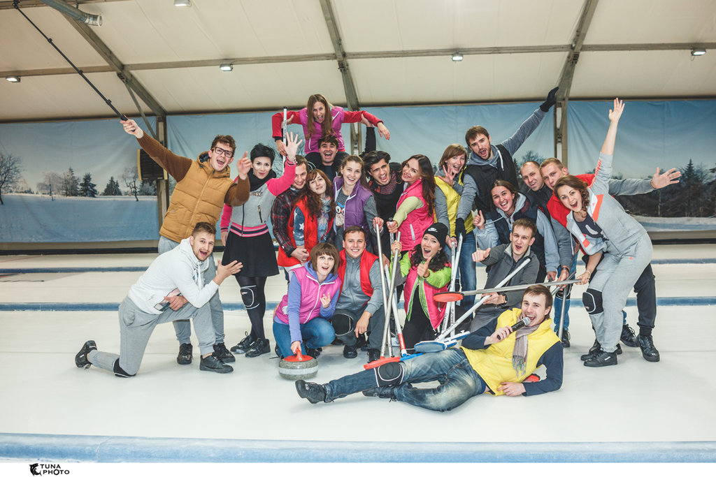 curling club — Керлинг-клуб Новая Лига New League Curling Club — Moscow, фото №10