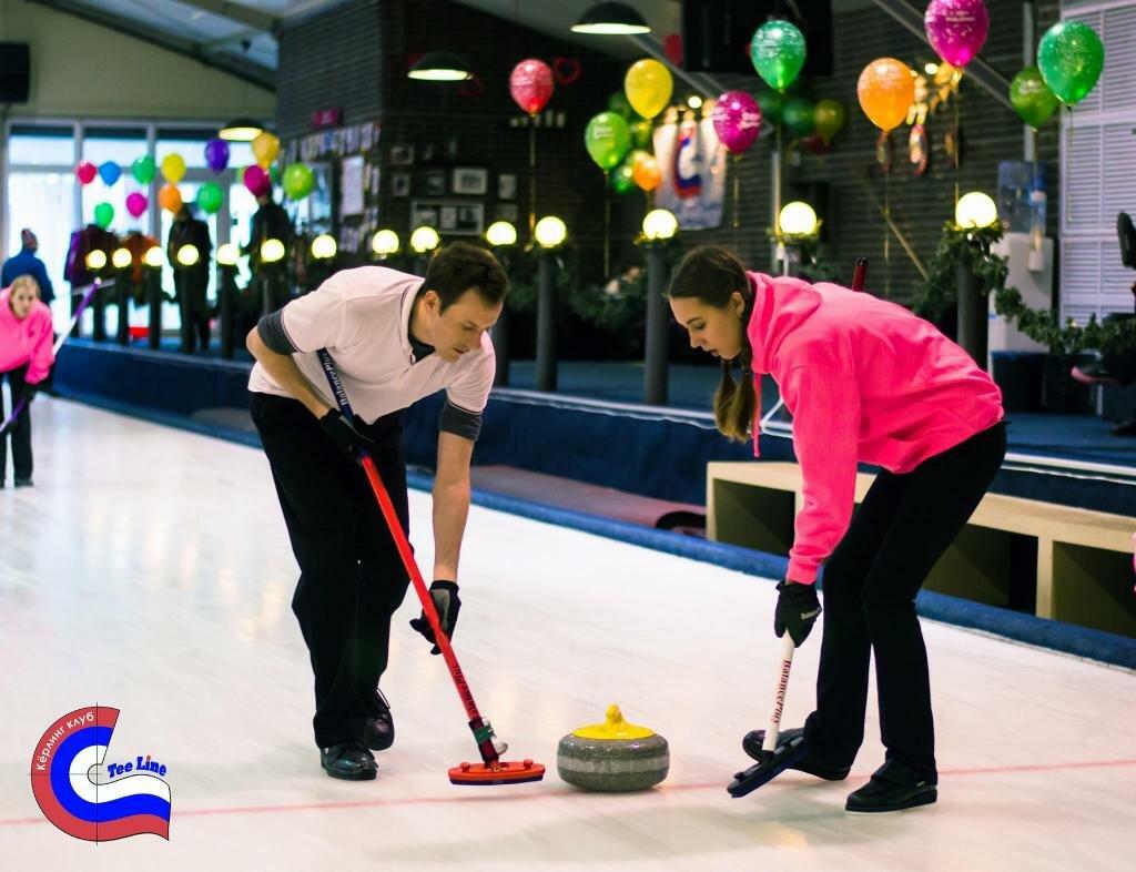curling club — Керлинг-клуб Новая Лига New League Curling Club — Moscow, фото №8