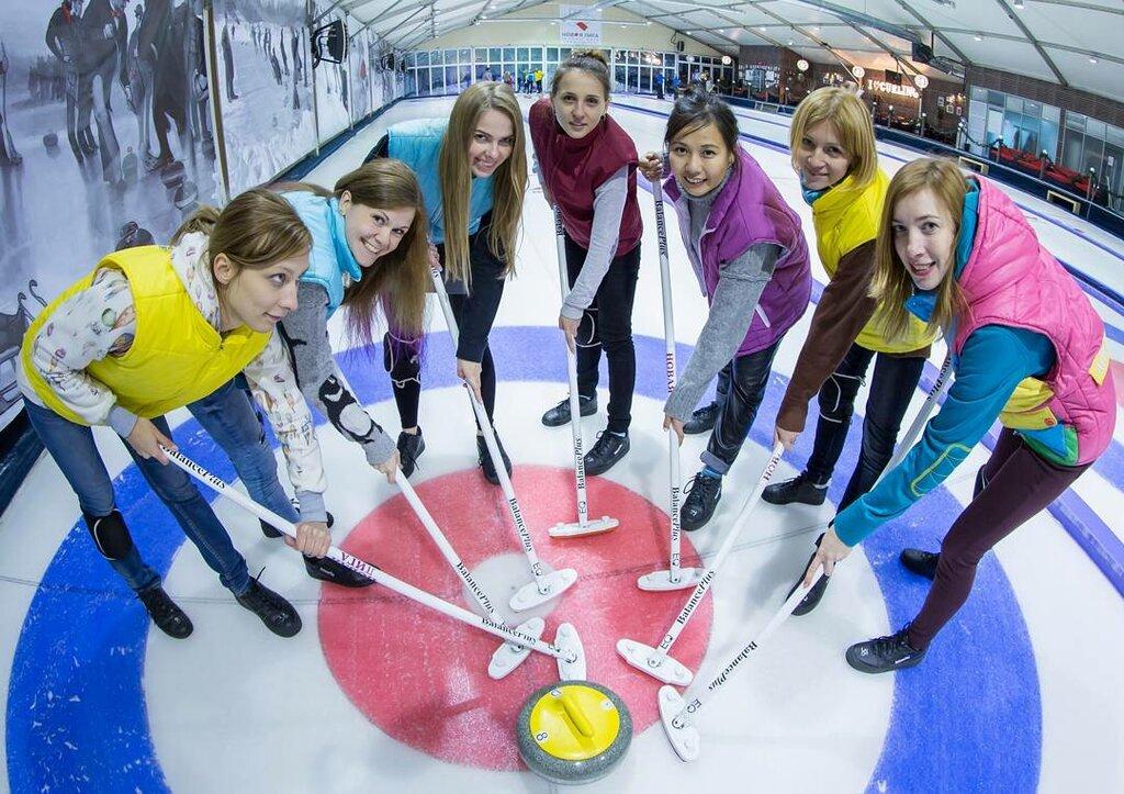 curling club — Керлинг-клуб Новая Лига New League Curling Club — Moscow, фото №9