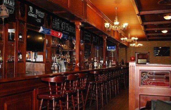 pub, bar — O'Briens — Saint Petersburg, фото №9