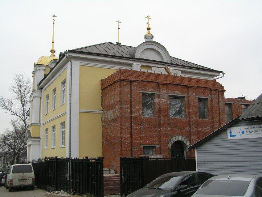 фотография церкви в болшево московской области фотосинтеза протяжении