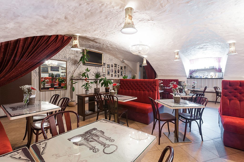 кафе — Распутин — Санкт-Петербург, фото №4