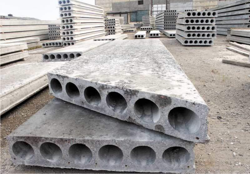 какие бывают плиты строительные