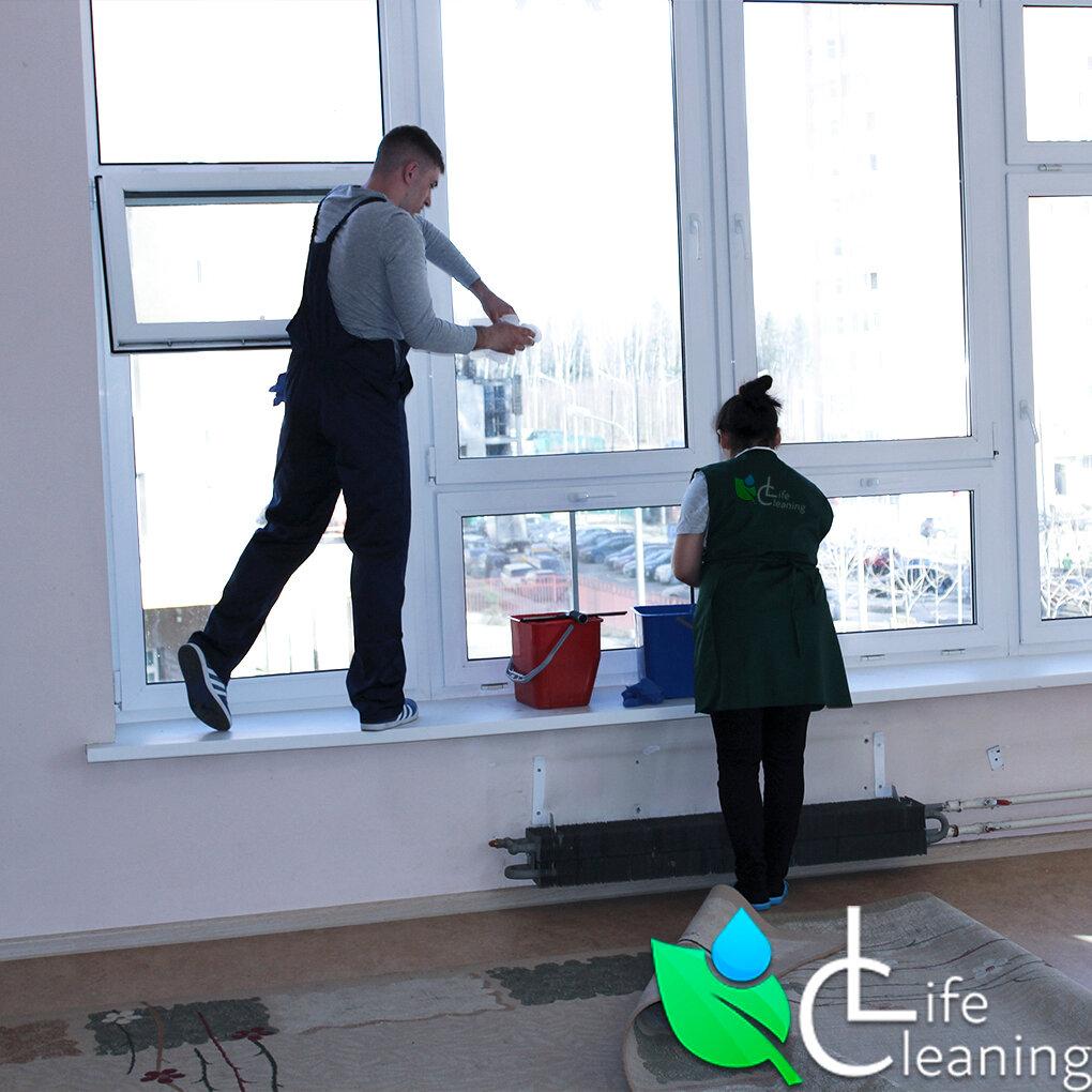 клининговые услуги — Клининговая компания Cleaning Life — Москва, фото №3