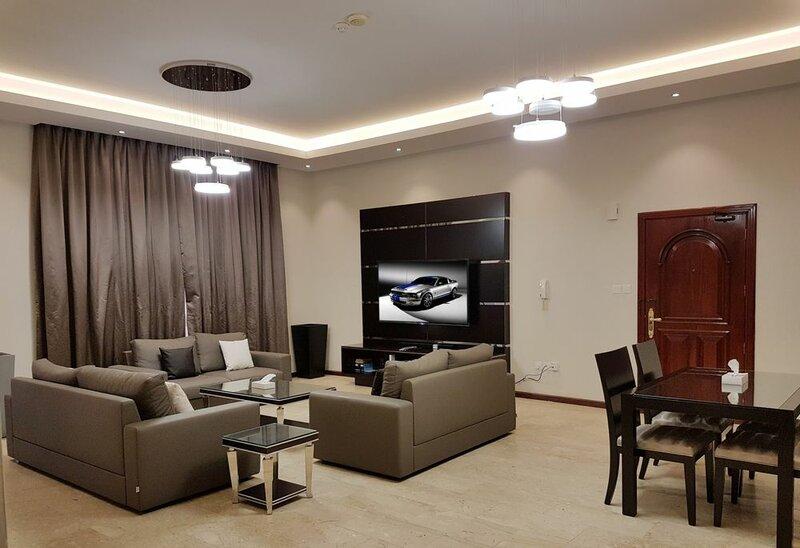 Ru ru Tower Serviced Apartment